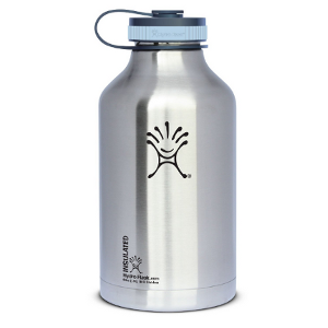 Stainless Steel Hydro Flask 64 oz. Wide-Mouth Water Bottle (Growler) - image