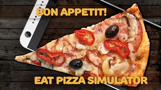 Eat Pizza Simulator - náhled