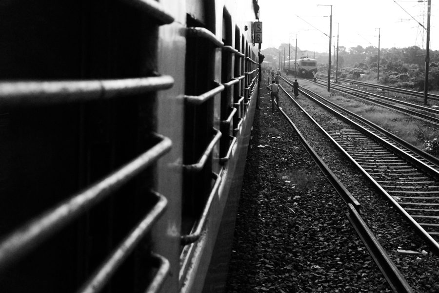 by Chot Touch - Transportation Trains ( india )