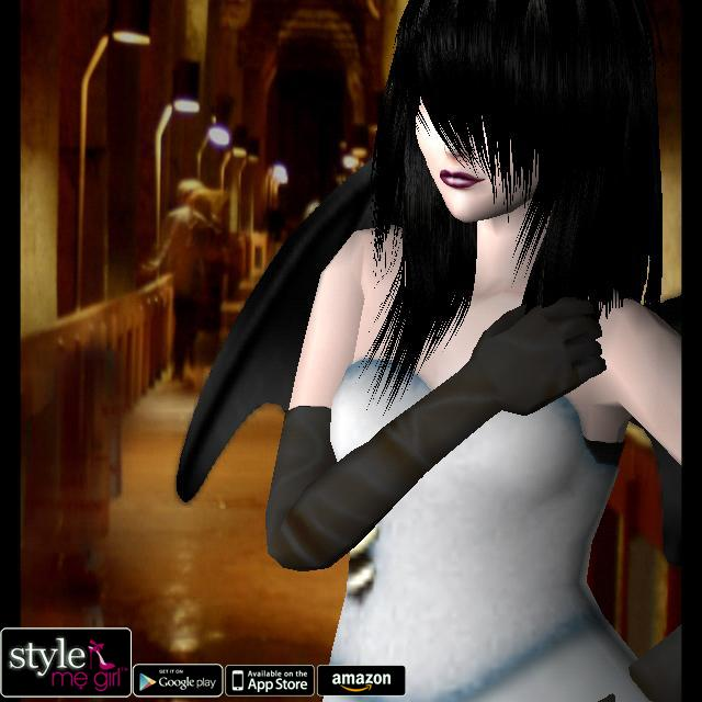 Style Me Girl Level 35  - Romantic Vampire - Elisia