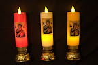 Maria Pillar Candle Light :: Date: Jun 23, 2012, 1:25 AMNumber of Comments on Photo:0View Photo
