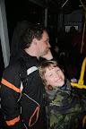 Jáchym jede autobusem asi poprvé, zato Límu už to moc nebaví