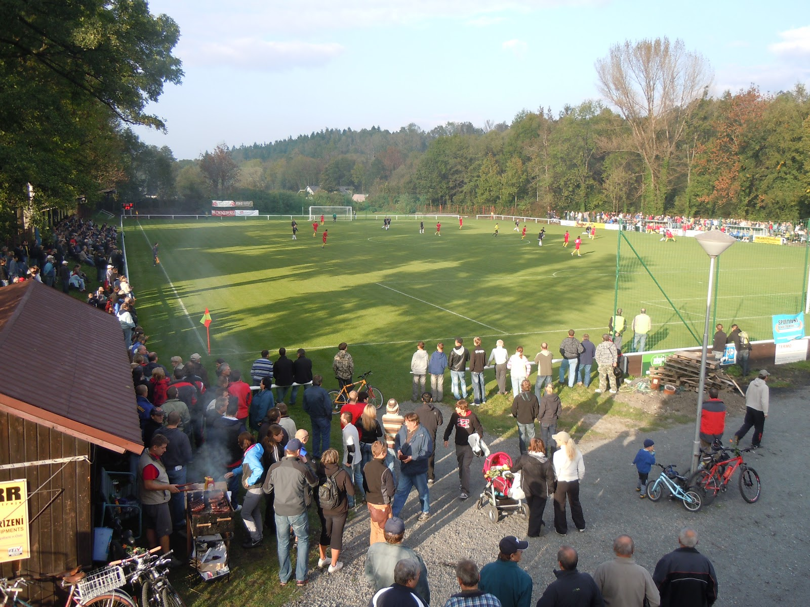1. BFK Frýdlant - TJ Janovice (NE 3. 10. 2010)