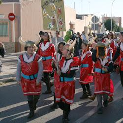 Carnavalito Infantil