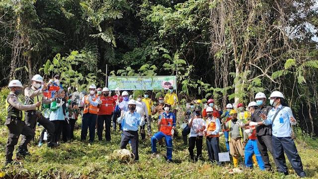 Ekowisata Goa Lowo Jadi Target Penanaman ITP Tarjun