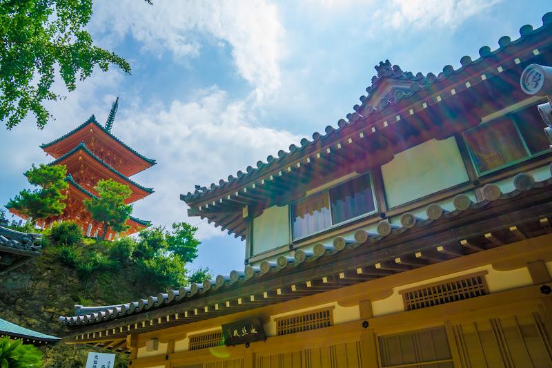 Shodoshima Island, Saikoji Temple 7