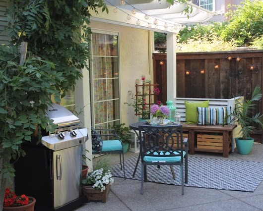 10 Must Haves for The Perfect Outdoor Living Space