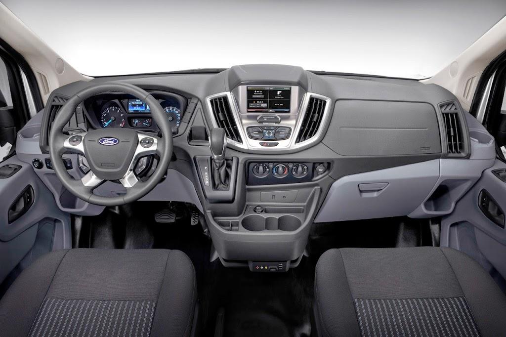 2014 yeni ford transit fiyatları, teknik Özellikleri, donanımları