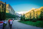 Day 3 Lake Louise_ Calgary_Jessica