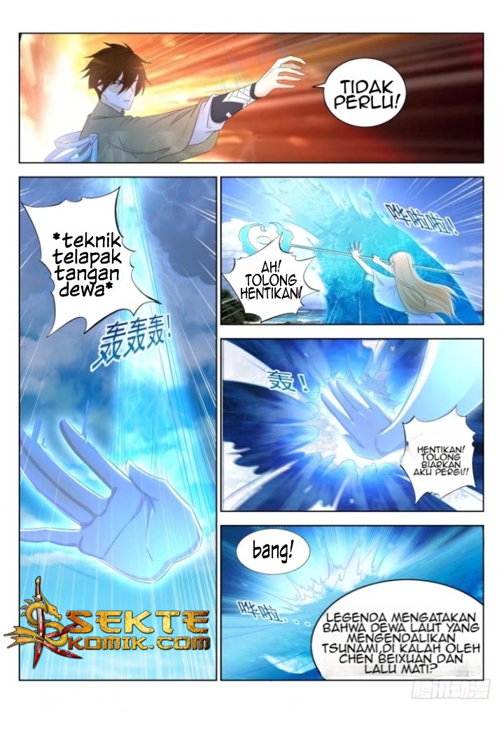 Rebirth Of The Urban Immortal Cultivator: Chapter 287 - Page 7