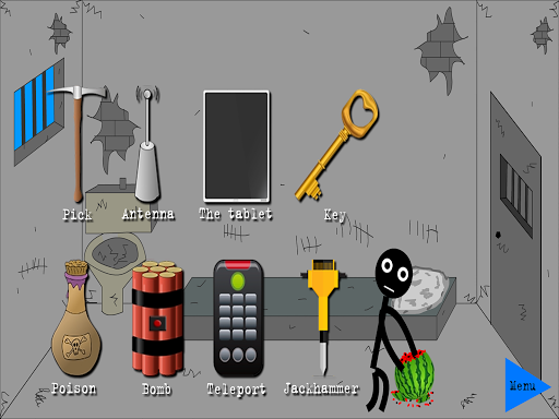 Stickman Jailbreak : Funny Escape Simulation filehippodl screenshot 12