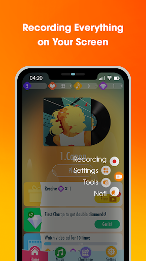 SUPER Recorder - Screen Recorder, Capture, Editor 1.0.9 Screenshots 11