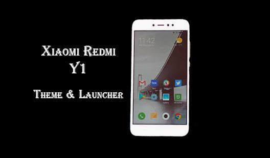 Theme for Xiaomi Redmi Y1 | Y1 lite - náhled