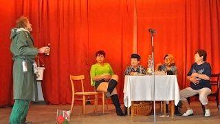 Mezőcsokonya Nefelejcs Nyugdíjas Klub - Egy család viszontagsága video