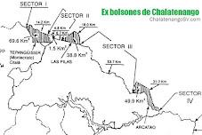 Los ex bolsones de Chalatenango