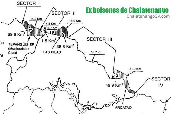 Los exbolsones de Chalatenango