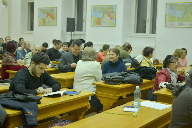 Seara cultural duhorvniceasca la FTOUB 010