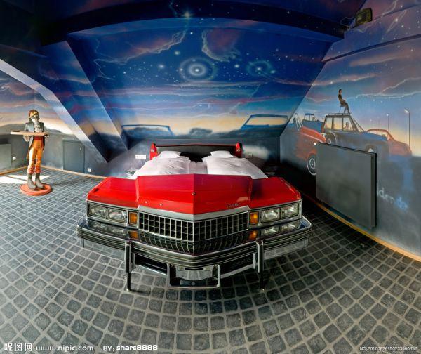Кровать Cadillac deVille Pheaton