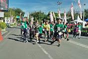 Diikuti 500 pelari, Fun Run Soppeng Berjalan Sukses