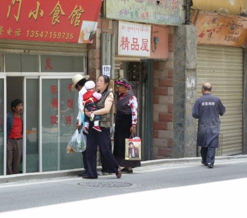 CHINE SICHUAN.KANDING , MO XI, et retour à KANDING fête du PCC - 1sichuan%2B1469.JPG