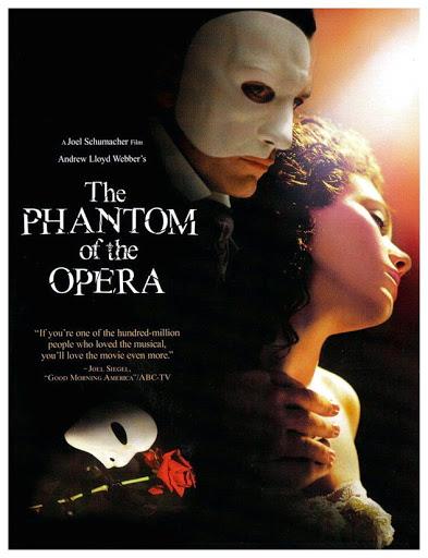 The Phantom of the Opera (2004) แฟนทั่ม หน้ากากปีศาจ