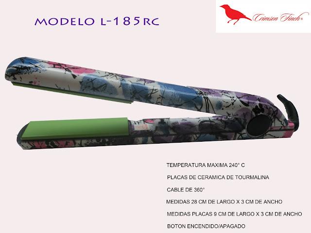 Alaciadora Modelo 158