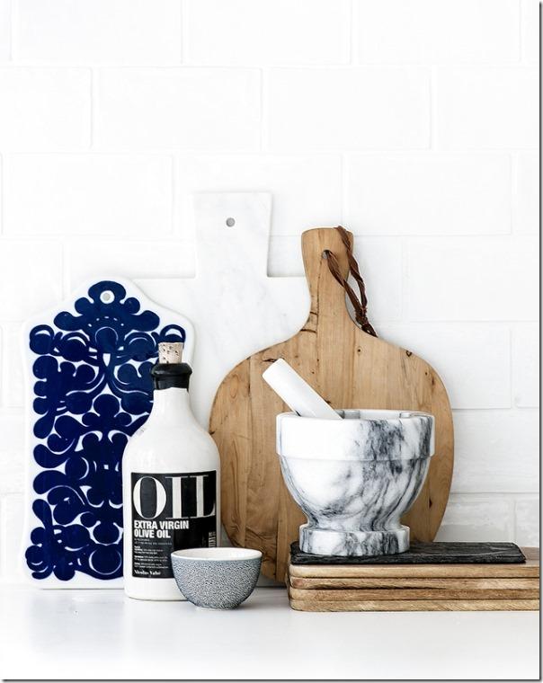 Cucina: decorare con gli accessori