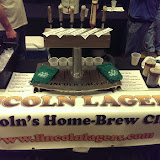 2015 Winterfest Ales & Auction Club Booth