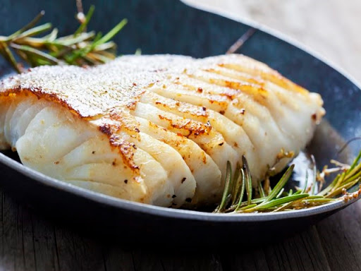 Sautéed Thick, Firm-Fleshed Fish Fillets