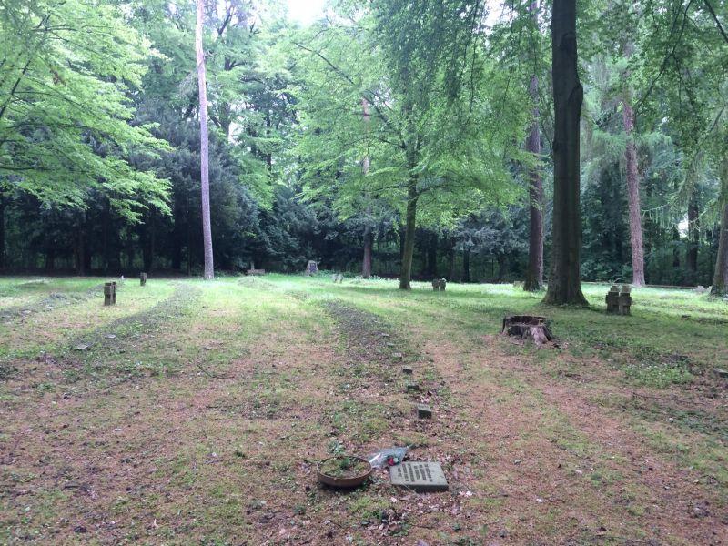 Мемориальное кладбище Эренфридхоф