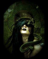 Goddess Of The Dark Moon Inanna, Gods And Goddesses 1