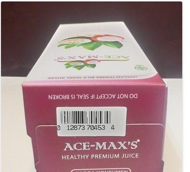 Ace Maxs Asli Dan Ace Maxs Palsu