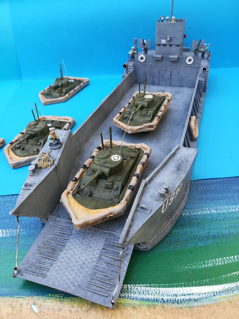 jp wargaming place: Rapid Fire! 20mm D-Day 1944 - Omaha