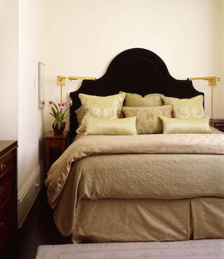 Đồng thau - sắc màu vương giả cho nội thất