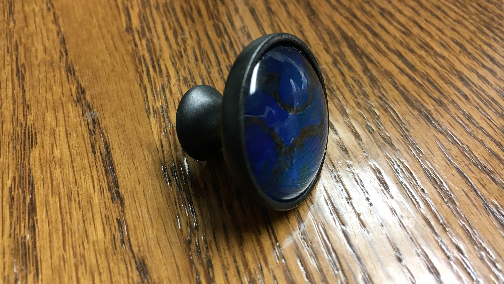 Custom Glass Cabinet Knob