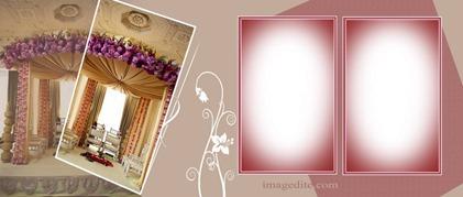 Simple Wedding Digital Template 10
