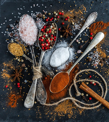 Garlic and Cinnamon Spices and Recipes That Help Lower Blood Pressure