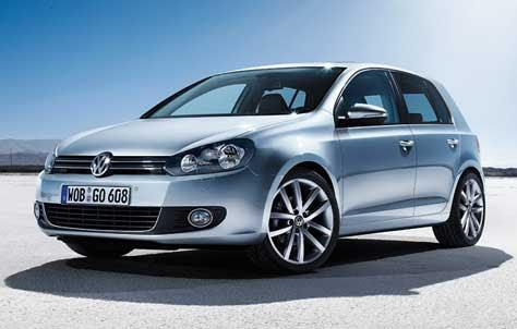 Volkswagen Golf, bonito