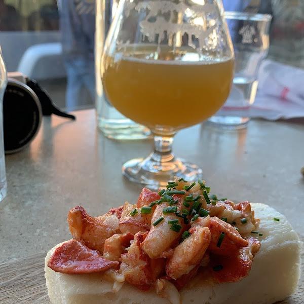 Gf lobster roll
