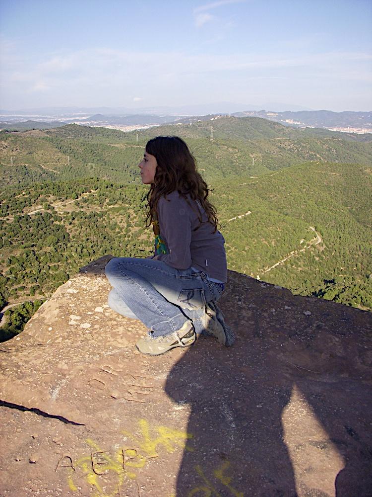 Sortida Castell Eramprunyà - Pioners 2009 - DSCN1023.jpg