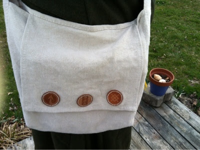 Project Complete Canvas Pilgrim Bag 1 The Compleatly