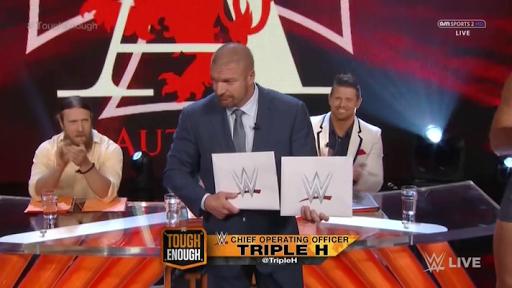 WWE Tough Enough - Triple H 4.png