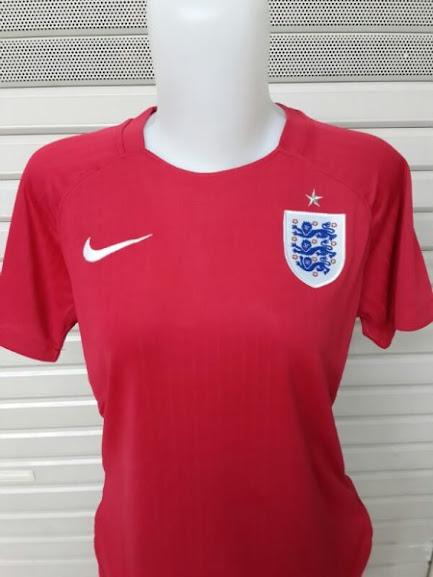 Jual Jersey Wanita Timnas Inggris Away Piala Dunia 2014