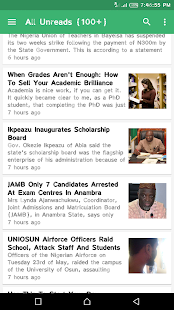 Nigeria Student Forum- screenshot thumbnail