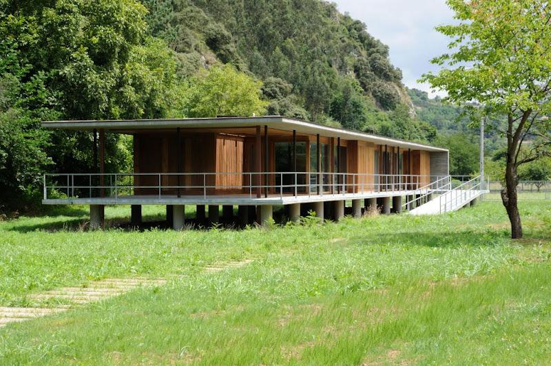 Centro de Interpretación del Hórreo de Bueño