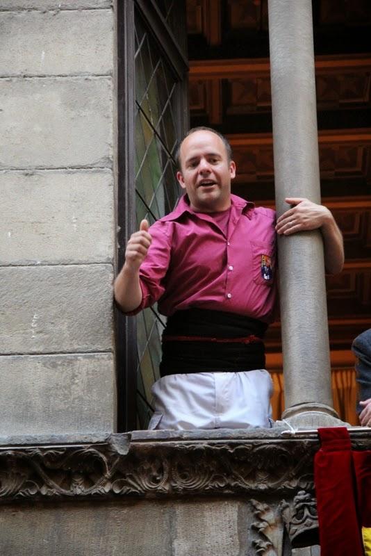 19è Aniversari Castellers de Lleida. Paeria . 5-04-14 - IMG_9629.JPG
