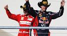 Fernando Alonso VS Sebastian Vettel