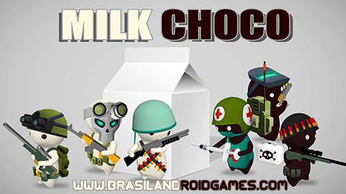 Download MilkChoco - Online FPS v1.093 APK - Jogos Android