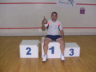 Club Squash Lorca 2011