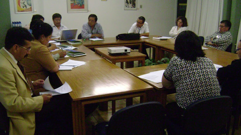 Grupo de Trabajo con Magistrados 3